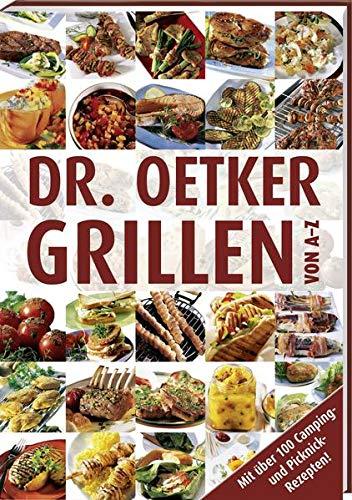 9783767013605: Dr. Oetker: Grillen von A-Z