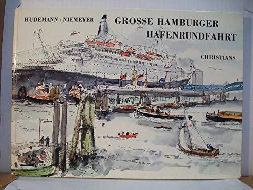 9783767202993: Grosse Hamburger Hafenrundfahrt