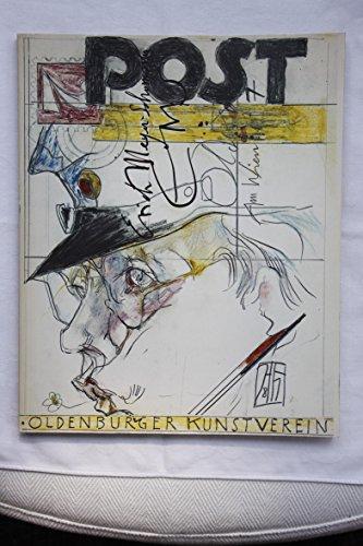 9783767207554: Horst Janssen. Postkarten