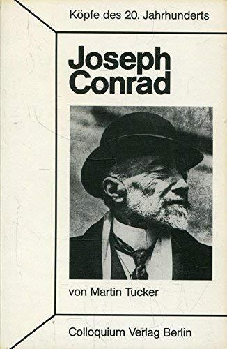 9783767806139: Joseph Conrad.