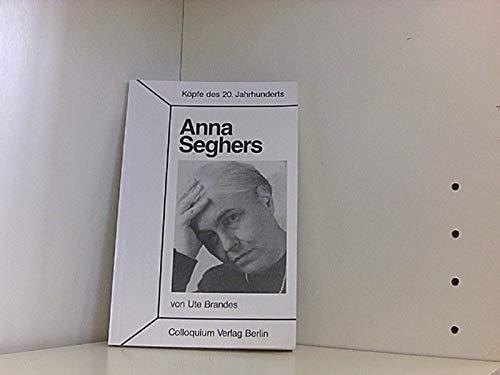 9783767808034: Anna Seghers