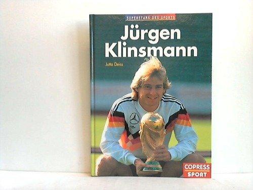 9783767904538: Jürgen Klinsmann by Deiss, Jutta