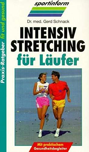 9783767906310: Intensivstretching für Läufer.