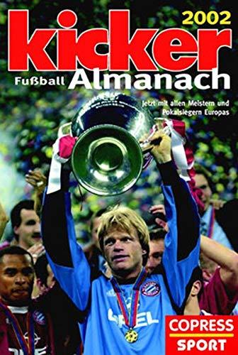 9783767907324: Kicker Fuáball-Almanach 2002