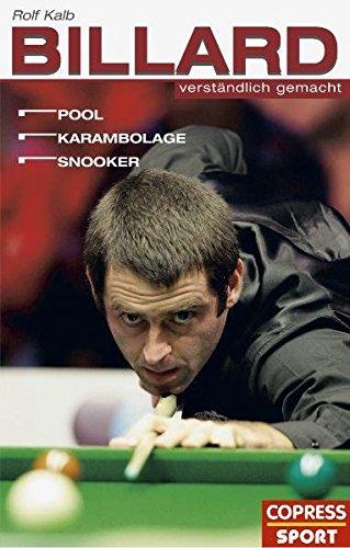 Billard verständlich gemacht: Pool, Karambolage, Snooker von