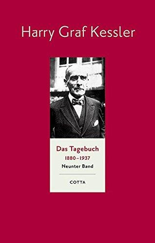 Tagebuch 1926 - 1937: Harry Graf Kessler