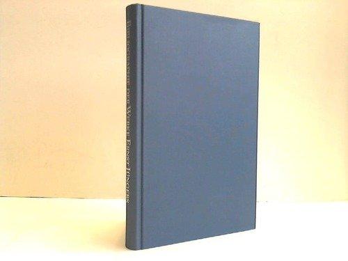 9783768199797: Bibliographie der Werke Ernst Jüngers (Veröffentlichungen der Deutschen Schillergesellschaft)