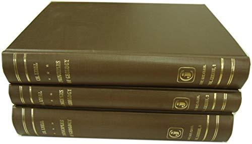 9783768206853: Principles of Geology (3-Volume Set)
