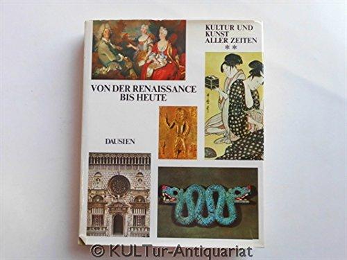 9783768416375: Kultur und Kunst aller Zeiten (German Edition)