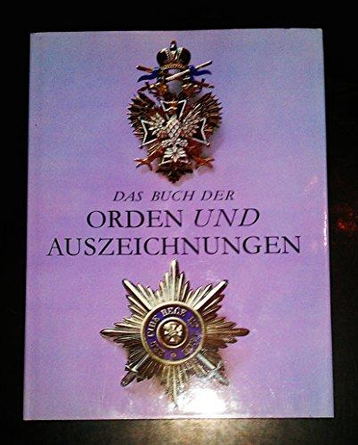 Das Buch der Orden und Auszeichnungen (German Edition): Mericka, Vaclav