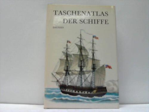 9783768423892: Taschenatlas der Schiffe