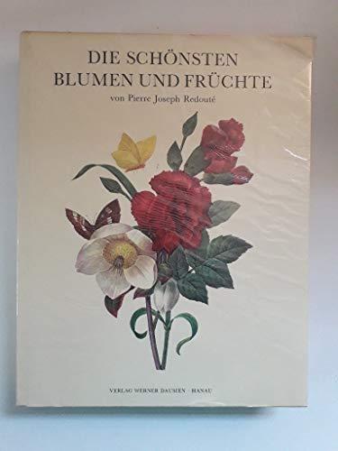 9783768491693: Die schönsten Blumen und Früchte
