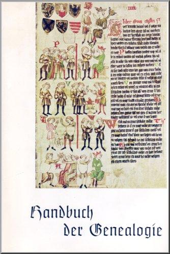 9783768610025: Handbuch der Genealogie