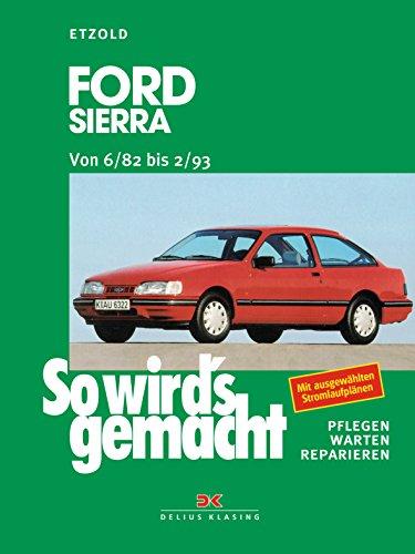 9783768804509 - So wird\'s gemacht, Bd. 39: Ford Sierra Limousine ...