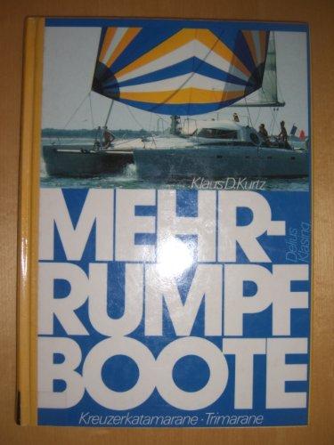9783768806930: Mehrrumpfboote. Kreuzerkatamarane und Trimarane