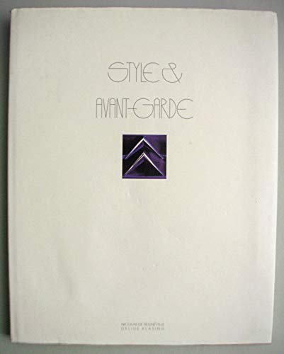 9783768808507: Citroën. Style & Avantgarde