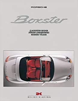 9783768811583: Porsche Boxter Boxter S