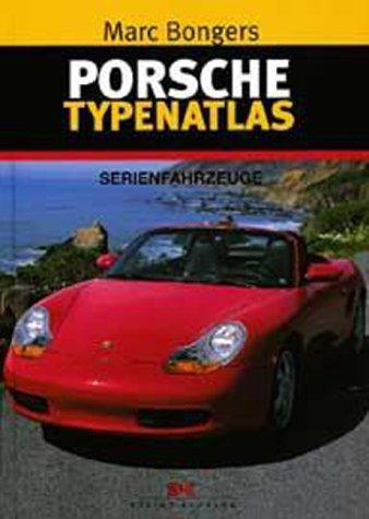 9783768811989: Porsche Typenatlas
