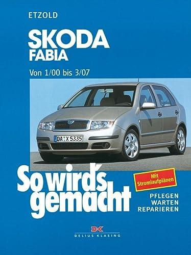9783768815529: Skoda Fabia ab 1/00.