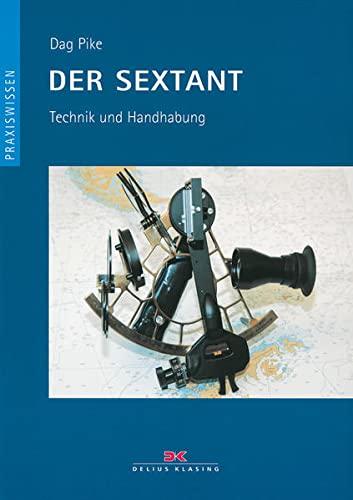 9783768815598: Der Sextant: Technik und Handhabung