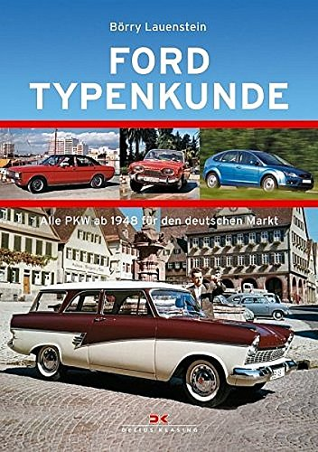 9783768816205: FORD Typenkunde