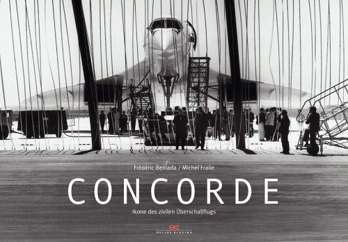 9783768818063: Concorde: Ikone des zivilen Überschallflugs