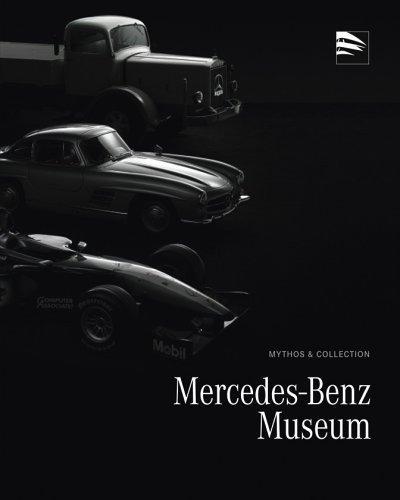 9783768818582: Mercedes-Benz Museum - Mythos und Kollektion