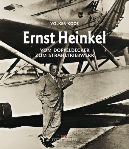 9783768819060: Ernst Heinkel: Vom Doppeldecker zum Strahltriebwerk