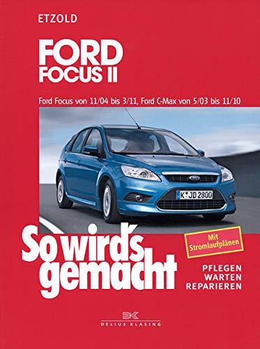 9783768819206: So wird's gemacht. Ford Focus ab 11/04