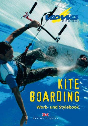 9783768824231: Kiteboarding: Work- und Stylebook
