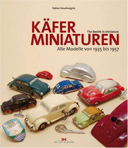 9783768824538: The Beetle in miniature (English and German Edition)