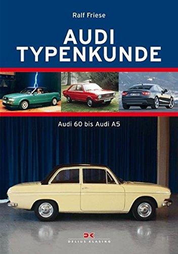 9783768825047: Audi Typenkunde