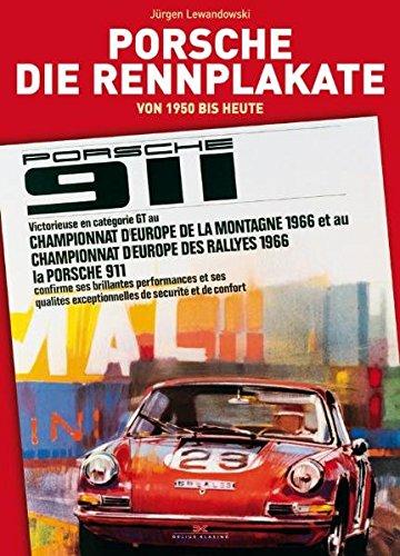 9783768825153: Porsche - Die Rennplakate: Von 1951 bis heute