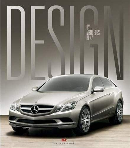 9783768825375: Design by Mercedes-Benz