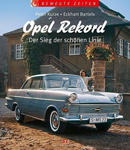9783768826532: Opel Rekord