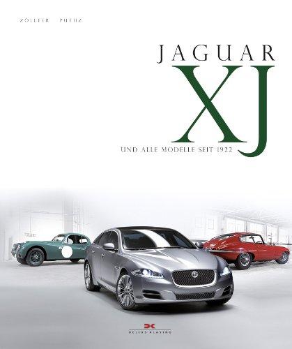 Jaguar XJ und alle Modelle seit 1922