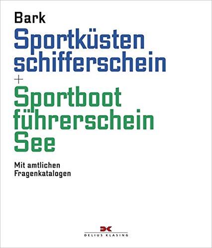 9783768834896: Bark, A: Sportküstenschifferschein See