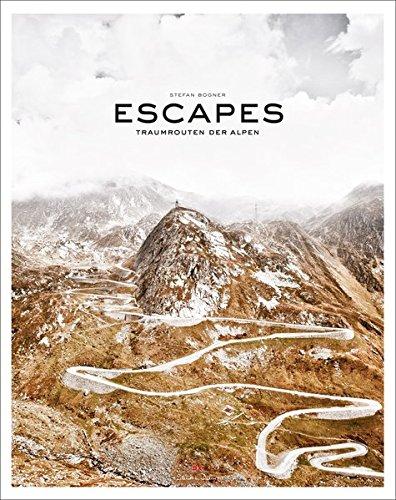 9783768835329: Escapes: Traumrouten der Alpen