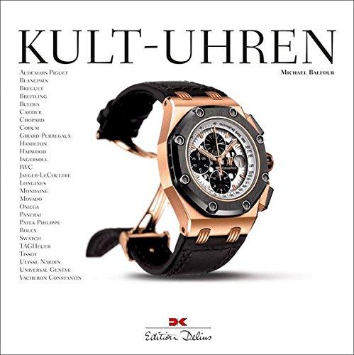 9783768835343: Kult-Uhren