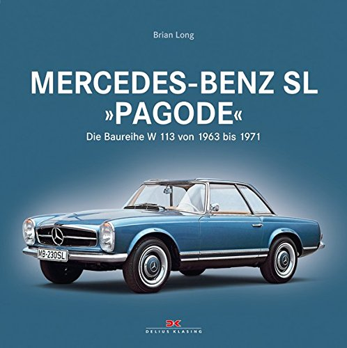 "Mercedes-Benz SL ""Pagode"" (3768835987) by Brian Long"