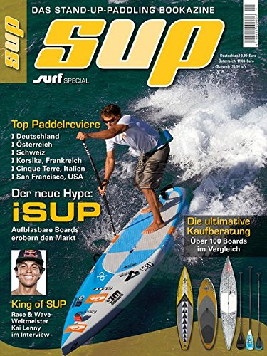 9783768836685: SUP (surf Special): Das Stand Up Paddling Bookazine