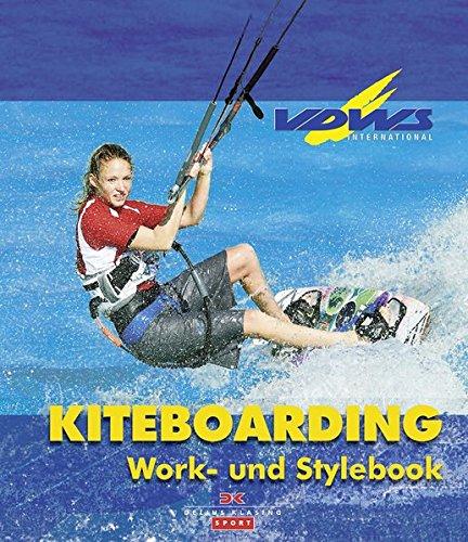 9783768837002: Kiteboarding: Work- und Stylebook