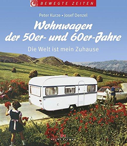 9783768837552: Wohnwagen der 50er- und 60er-Jahre