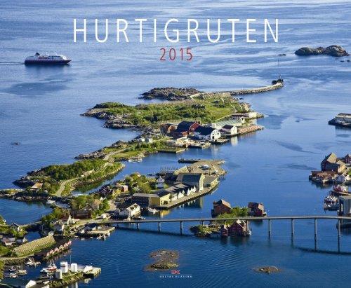 9783768837972: Hurtigruten 2015