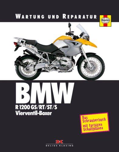 9783768852524: BMW R 1200 GS/RT/ST/S: Vierventil-Boxer