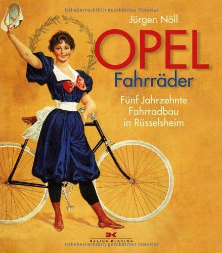 9783768853309: Opel Fahrrader