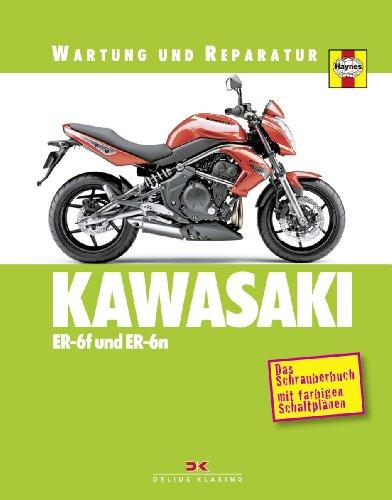 9783768853347: Kawasaki ER-6f & ER-6n
