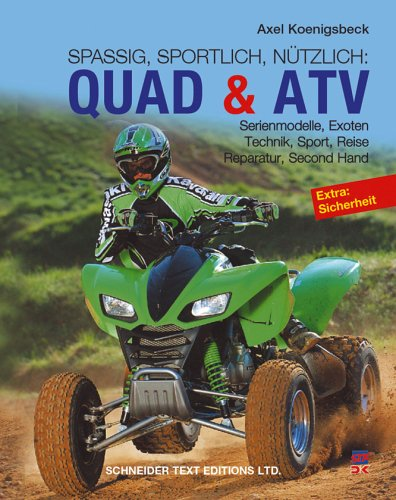 9783768857826: Quad & ATV