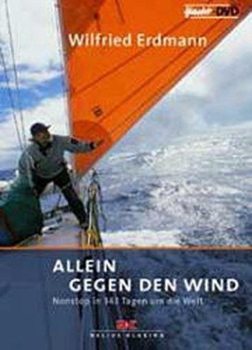 9783768871426: Allein gegen den Wind