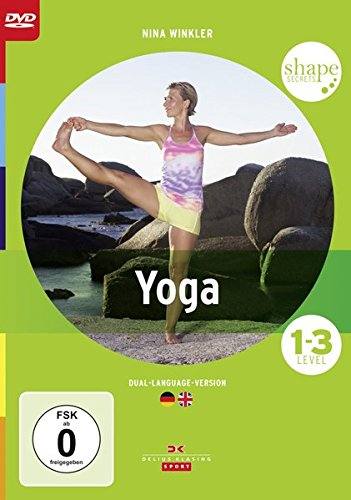 9783768898874: Shape Secrets Yoga (DVD)